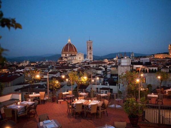 Emejing Terrazza Excelsior Firenze Gallery - Idee Arredamento Casa ...
