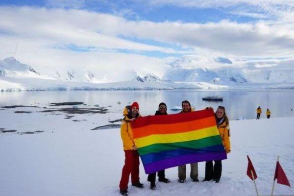 C'est le premier continent gay-friendly