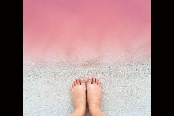 Les pieds dans l'eau ?