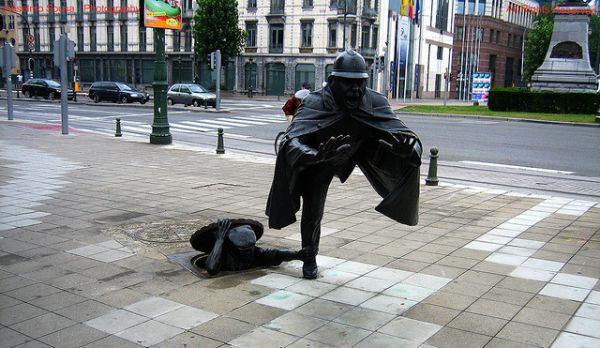De Vaartkapoen, Bruxelles, Belgique