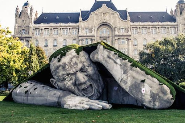 Popped Up, Budapest, Hongrie