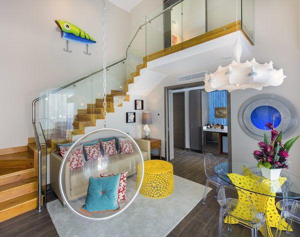 Pinapple Villa: el lujoso hotel \