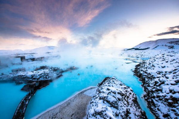 On the trail of the planet's most healing waters