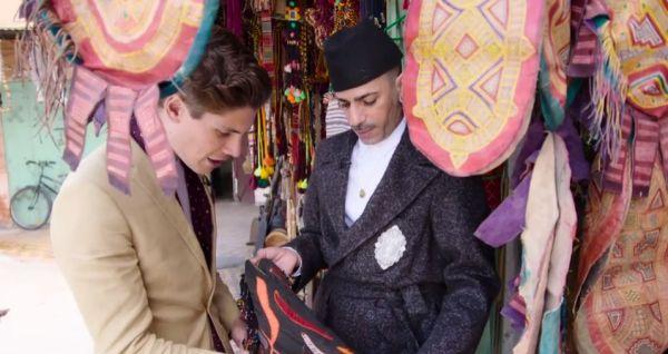 Découverte de la Médina de Marrakech