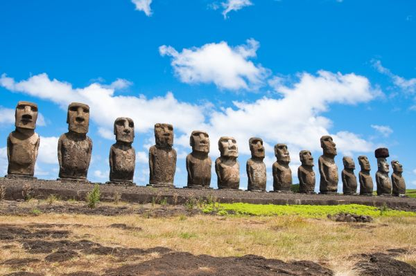 The historic monuments whose mysteries remain unsolved