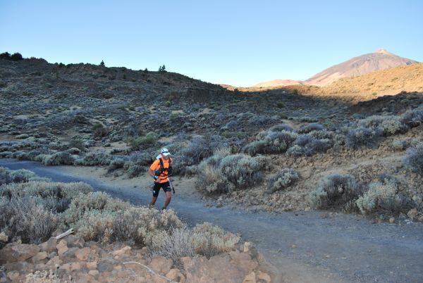 Le deuxième trail le plus haut d'Europe est à Tenerife