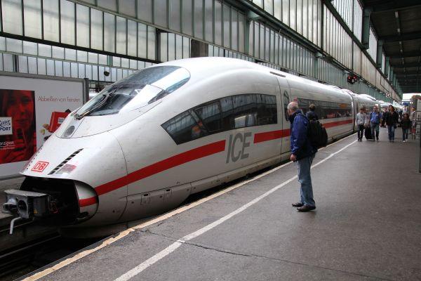 ICE-Bahnstrecke Mannheim-Stuttgart wird 2020 gesperrt