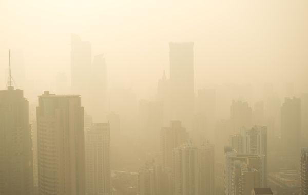 Wie sich der Smog in Chinas Großstädten auf die Touristen auswirkt