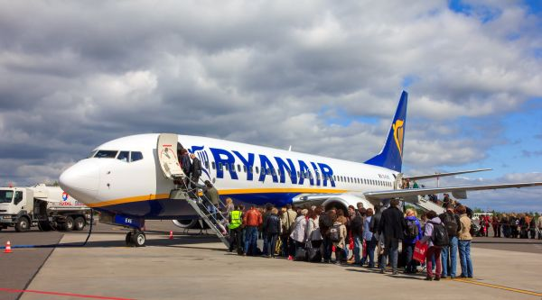 Ryanair Facing Criticism For 'Rigged' Seating Policy