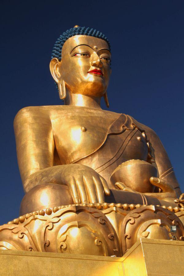 10 buenas razones para viajar a Bután