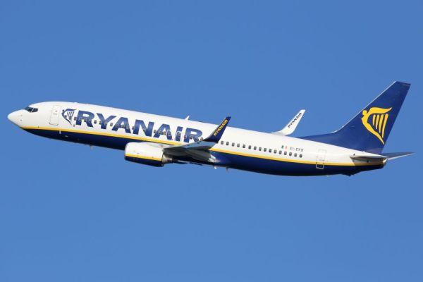 Dos pasajeros son grabados mientras mantenían relaciones en un avión de Ryanair
