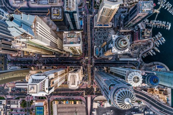 The most beautiful aerial photographs of the year