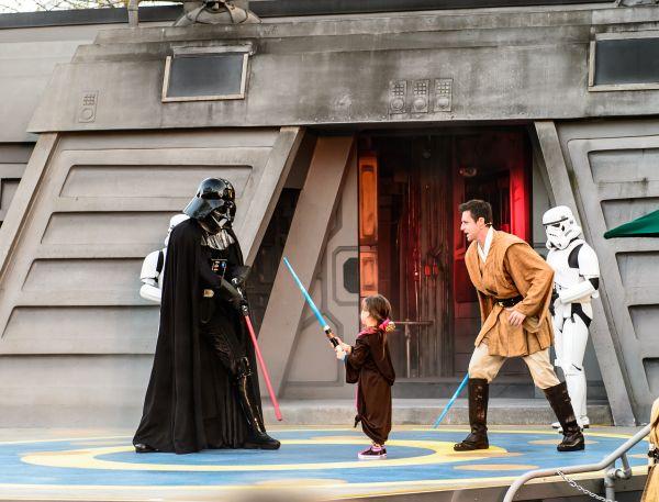 Disney dévoile les premières images de son futur parc Star Wars Land (vidéo)
