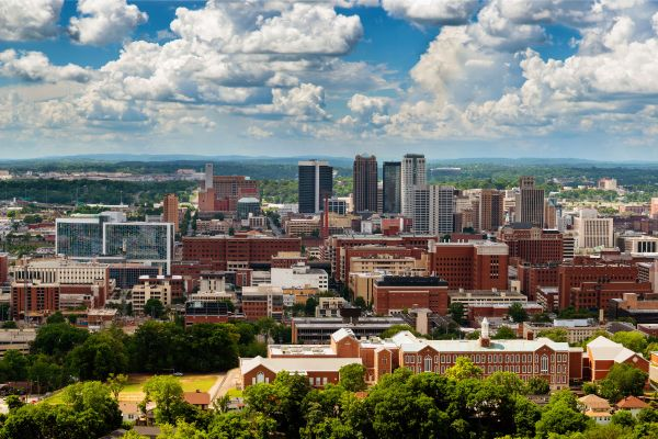 Best cities in each state that are not capitals