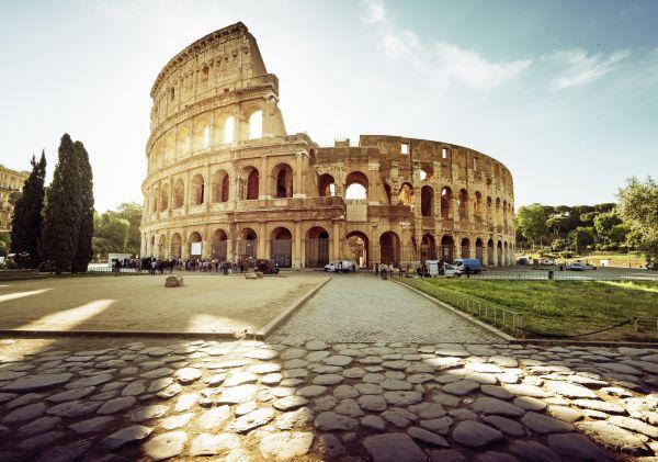 Kolosseum und Kaiserforen werden zu archäologischem Park