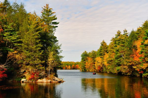 The best of New England's Fall Foliage