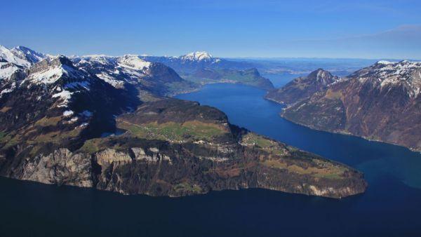 Descubre el ascensor más impresionante del mundo, en Suiza