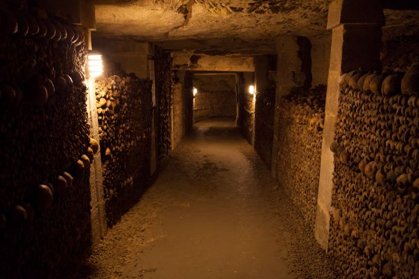 Thieves Use the Paris Catacombs to Steal $300,000 of Wine