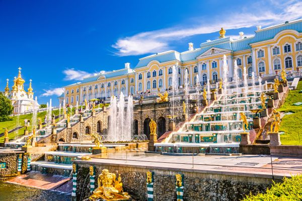 A guide to St. Peterburg's breathtaking architecture