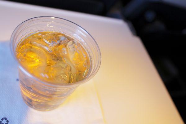 Betrunken im Flieger? Wie wirkt Alkohol im Flugzeug