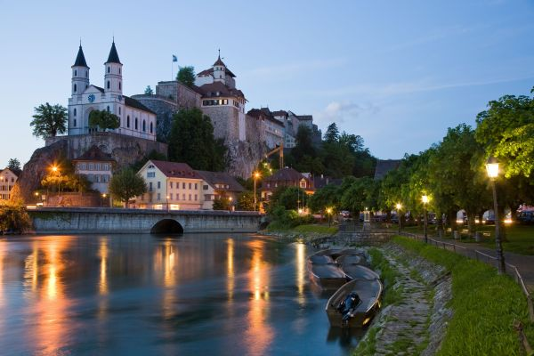 A guide through Switzerland's 26 cantons