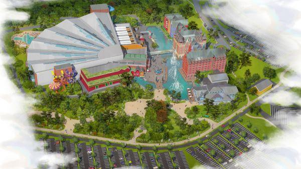 Europa-Park inaugurera son nouvel espace aquatique en 2019