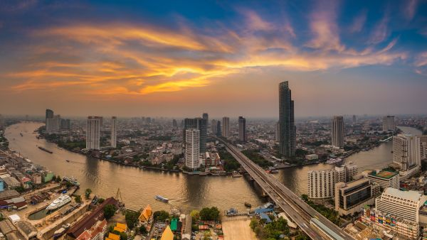 Bangkok comes together to clean up its rivers