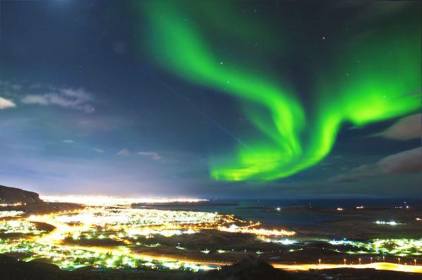 Une compagnie aérienne organise un vol spécial pour observer les aurores boréales