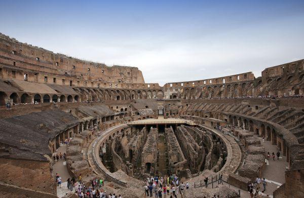Das Kolosseum soll zur Rock-Arena werden