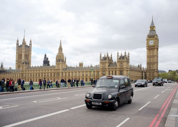 E-Taxis in London
