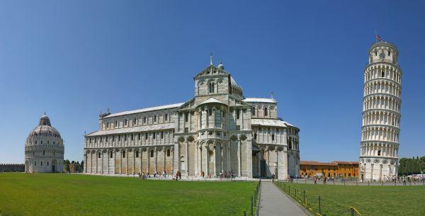 Pisa - mehr als nur eine schräge Berühmtheit