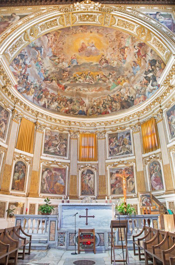 Rom und seine einzigartige Kirchenvielfalt - Easyvoyage