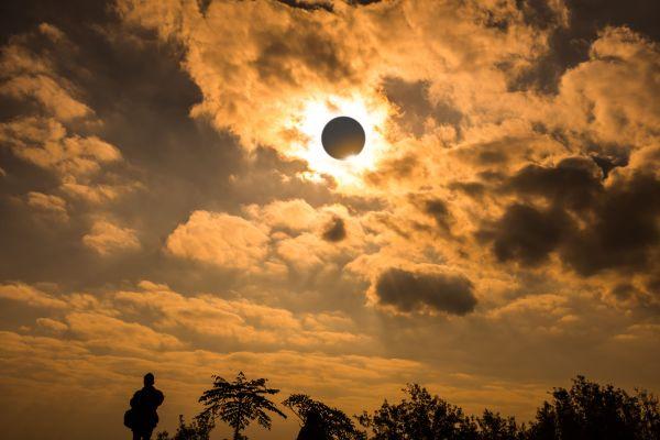 """Enero se despedirá con una """"luna azul"""""""