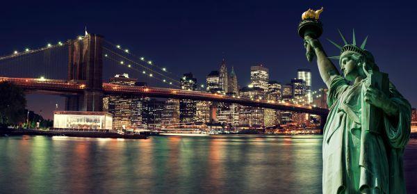 New York-die Stadt, die niemals schläft Teil 1