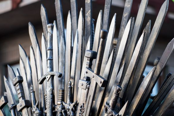 Rencontrez les loups géants de Game of Thrones en Irlande du Nord