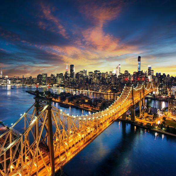 New York-die Stadt, die niemals schläft Teil 2