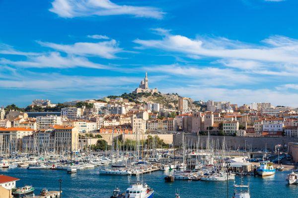 Die sonnigste französische Stadt im Jahr 2017 ist ...