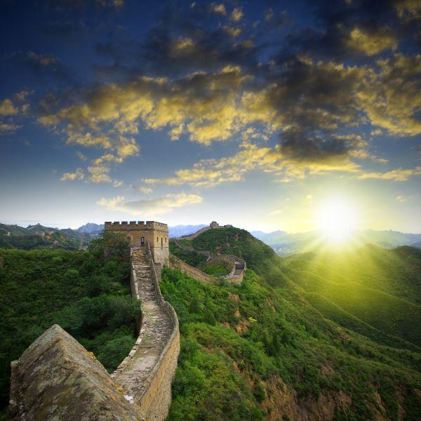 Das Weltwunder Chinesische Mauer