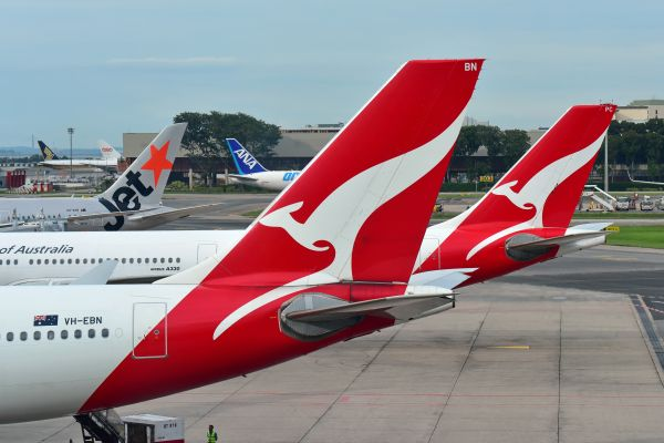 Qantas powers US to Australia flight with mustard seeds