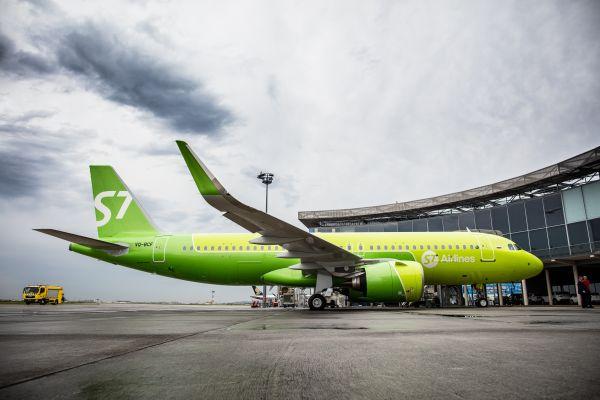 S7 Airlines inaugura nueva ruta entre Tenerife y Moscú