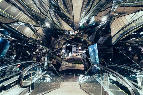 Découvrez d'incroyables photos de Tokyo vidée de ses habitants