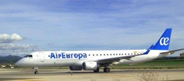 Air Europa abre una nueva ruta entre Madrid-Barajas y Düsseldorf