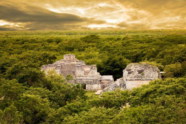 Guatemala cité maya découverte jungle