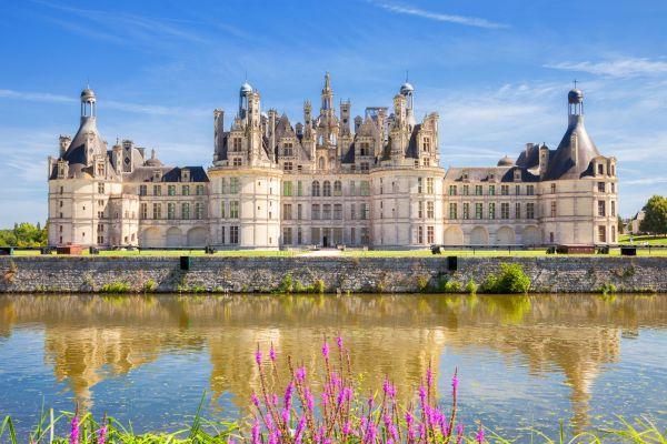 Château de Chambord : un touriste provoque un début d'incendie