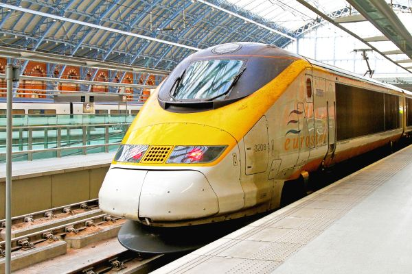 Eurostar : Une liaison Amsterdam-Londres pour avril 2018 !