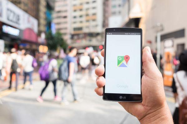 Neu: Google Maps Go