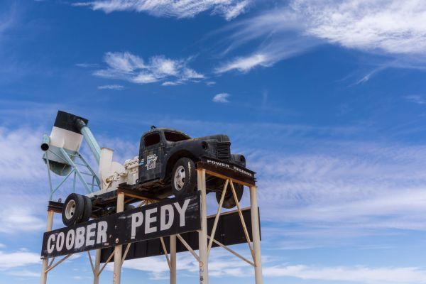 Coober Pedy : Une ville souterraine en Australie
