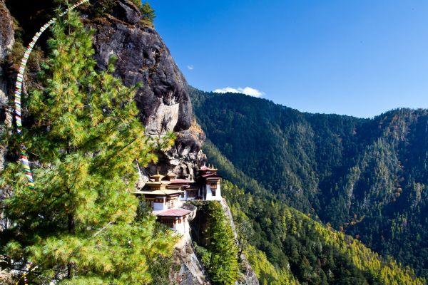 Le Bhoutan, royaume de la nature et de l'environnement