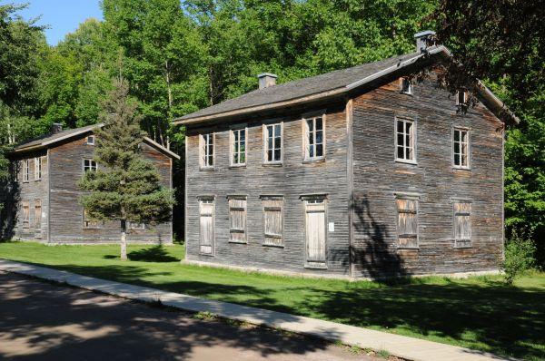 Val Jalbert : Le village fantôme du Québec