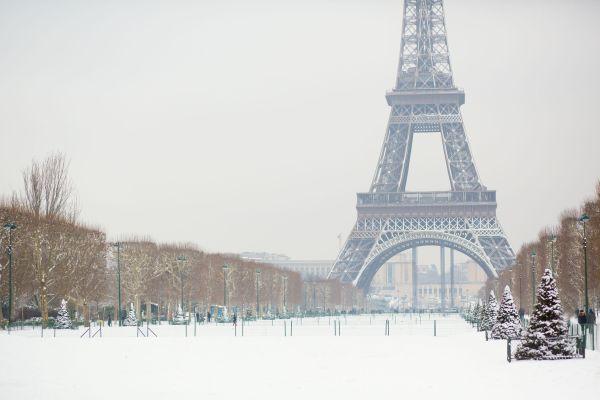 Pourquoi a-t-il fait plus froid à Paris qu'en Arctique ces derniers jours?